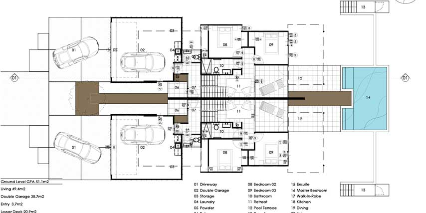 , Plans Examples, Ryan Designer Homes